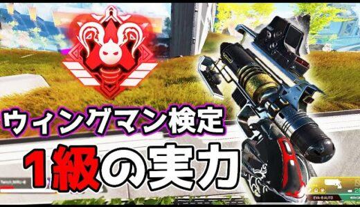 【NIRU】ウィングマン検定1級の実力 1vs3を圧倒する武器【Apex】