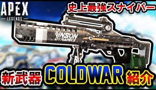 【リーク情報】新武器「コールドウォー」