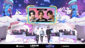 【速報】『RAGE PARTY 2021 Autumn』第3試合、チームLDH VS チームプロゲーマー が対戦!!