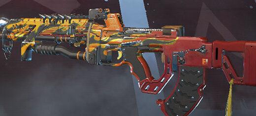 【武器】フラットラインってめっちゃ弾抜けエグいわ←一緒に〇〇も動かせば結構当たるよ【Apex】