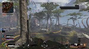 【マップ】キンキャニの森ってどこから撃たれてるか分からなくなるよな【Apex】