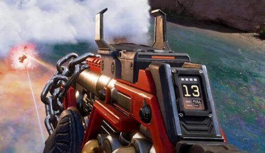【ダメージ】EVAを撃つくらいならフラットばら撒いたほうが大抵の場合強いよな?【Apex】