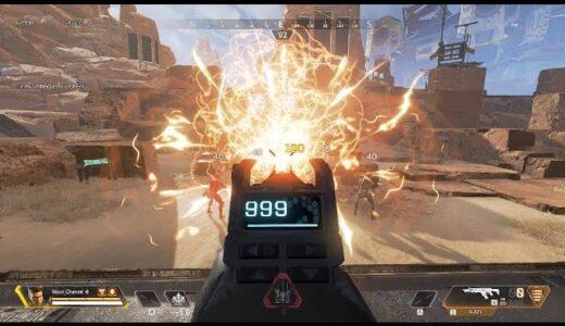 【Apex・MOD】R301の弾をジブウルトの爆撃にしてみたwww